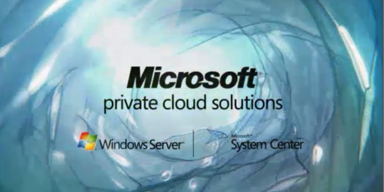 Microsoft Private Cloud – Free Training